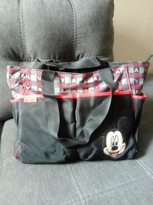 Mickey Diaper Bag for Sale in Eddystone, PA