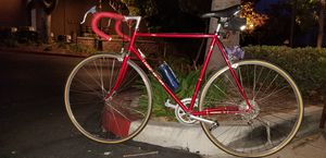 Beautiful Nash bar shinny red bike with kit and water bottle for Sale in Chula Vista, CA