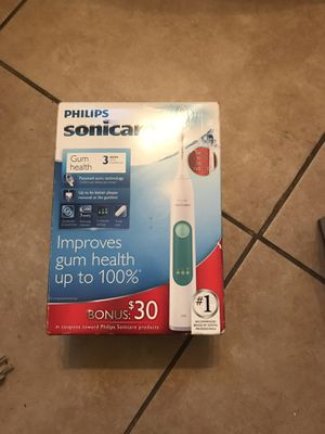 Sonic toothbrush for Sale in Modesto, CA