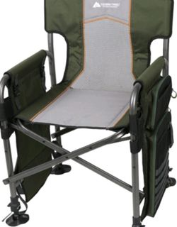 Ozark Trail Fishing Steel Director's Chair for Sale in Commerce,  CA