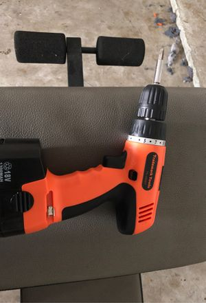 Cordless drill for Sale in Spring, TX