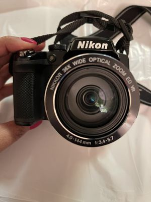 Nikon Coolpix P500 Camera for Sale in Oxon Hill, MD