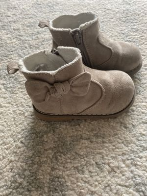 H&M toddler booties for Sale in Everett, WA