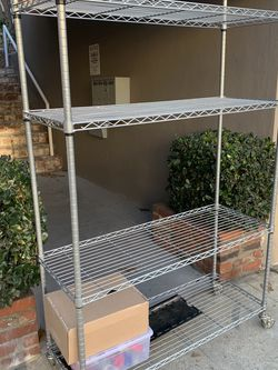 Wire Industrial Shelving for Sale in Los Angeles,  CA
