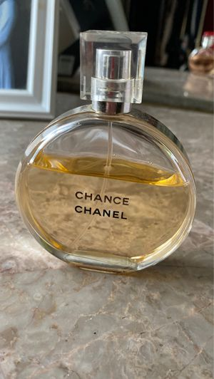 Chanel chance perfume for Sale in Passaic, NJ