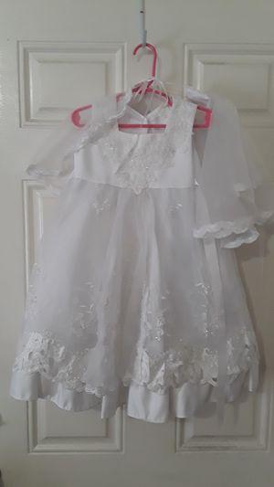 bautizo dress for Sale in San Diego, CA