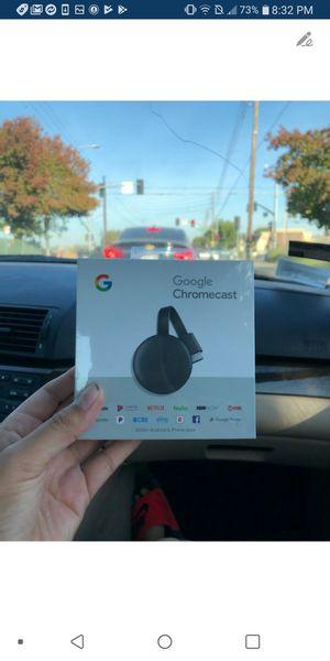 Google chromecast never open $15 firm for Sale in Modesto, CA