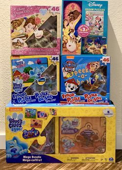 Huge Game And Puzzles Bundle Deal for Sale in Bellevue,  WA