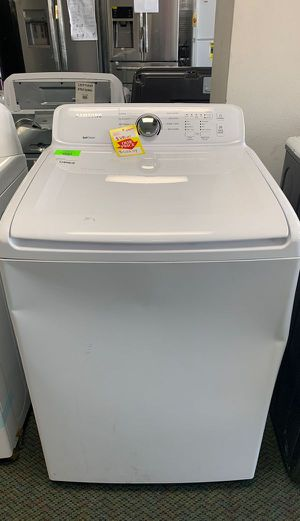 Samsung Washer!! New comes with Warranty! WA45N3050AW CD74S for Sale in West Covina, CA