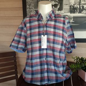 International Report Short Sleeve Button Down for Sale in Sacramento, CA