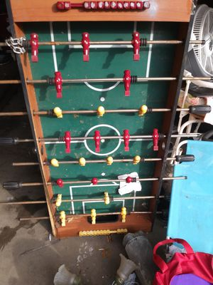 Fooz ball table for Sale in Jackson, MS