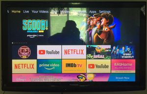 "PANASONIC VIERA PLASMA 55"" HD TV for Sale in Dulles, VA"