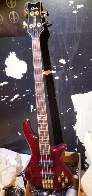 Schecter Stiletto Elite 4 Bass Guitar for Sale in Bonney Lake, WA