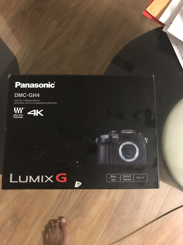 panasonic gh4 body only
