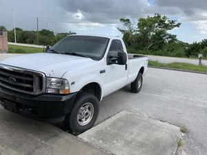 2002 Ford F-250 for Sale in Lake Placid, FL