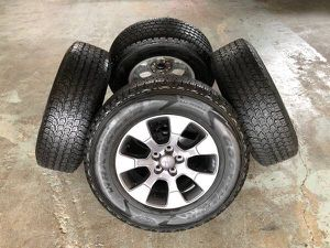 Wheels and tires 18inch for Sale in Philadelphia, PA