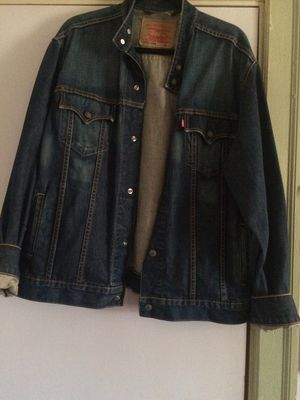 Levis jean jacket for Sale in Boston, MA