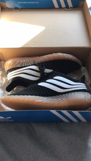 Adidas black Sobakov shoes for Sale in Franklin, TN