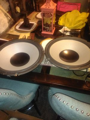 Studio Pro 15 inch woofers for Sale in Cleveland, OH