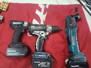 Makita tools for Sale in West Covina, CA
