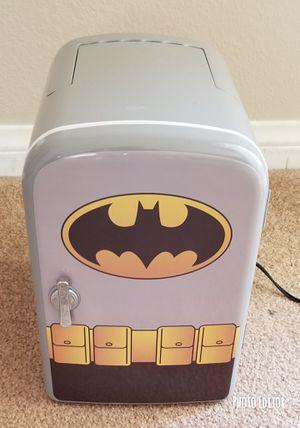 Batman mini fridge for Sale in Hesperia, CA