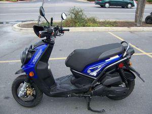 2009 Yamaha zuma for Sale in Vacaville, CA