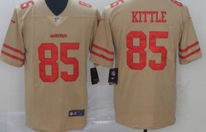 Gold San Francisco 49ers Jerseys New Stitched for Sale in Fresno, CA