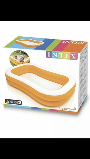 Intex Swimming Pool Mandarin Family Pool for Sale in Erie, PA