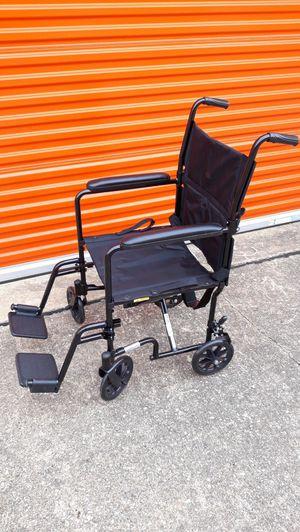 08eea422a Drive Medical Lightweight Transport Wheelchair, 19