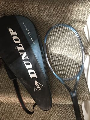 Tennis racket and case for Sale in Las Vegas, NV