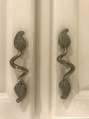 Kitchen Cabinet Brushed Gold Cabinet Pulls for Sale in Chesapeake, VA