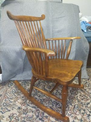 Adorable antique children's rocking chair for Sale in Austin, TX