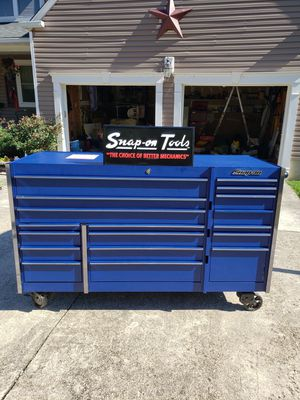 Snap-On Triple Bank Toolbox for Sale in Linthicum Heights, MD
