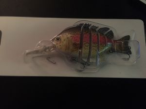 panfish floating bass pike snakehead fishing bait lure for Sale in Arlington, VA