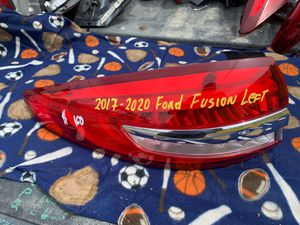 2017-2018-2019-2020 FORD FUSION TAIL LIGHT LED LEFT DRIVER SIDE OEM for Sale in Gardena, CA