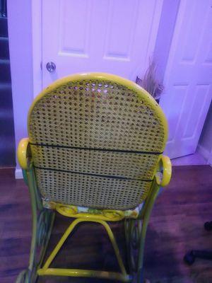 Beautiful wicker chair for Sale in Germantown, MD