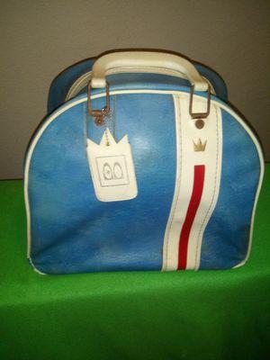 Used, Vintage Brunswick Leather Bowling Bag for Sale for sale  Martinez, CA