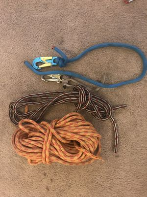 Climbing Line and Throwball for Sale in Portland, OR