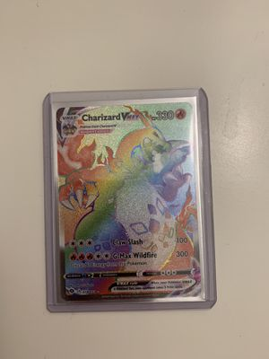Pokémon Charizard VMAX Rainbow for Sale in Los Angeles, CA