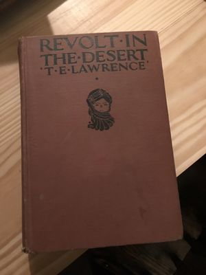 Revolt In The Desert by T.E.Laurence for Sale in Frederick, MD