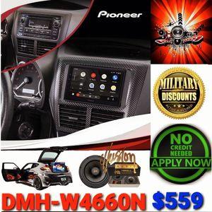 "Pioneer DMH-W4660NEX 6.8"" Mechless Digital Media Receiver & for Sale in San Diego, CA"