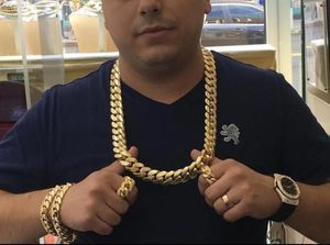 Chain and bracelet 14MM Gold Plated 14K Doesn't Loses Color for Sale in Providence, RI