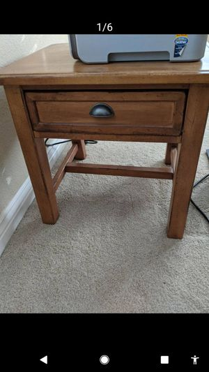Pottery Barn side, night, end table for Sale in Livermore, CA