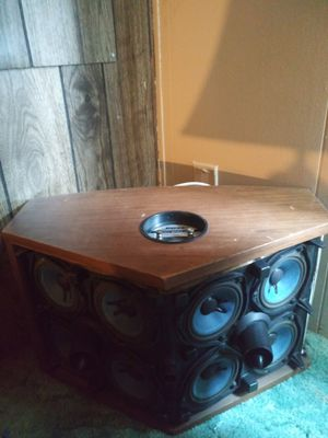 Bose vintage style powered mid-bass drivers for Sale in Fresno, CA