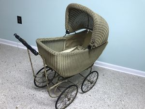 Antiique Doll Carriage for Sale in Fairfax, VA