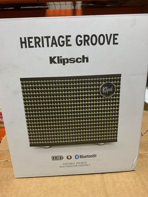 Klipsch heritage groove Bluetooth for Sale in Doral, FL