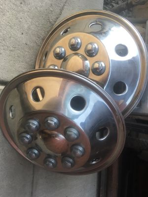 Wheel covers for Motorhome for Sale in San Diego, CA