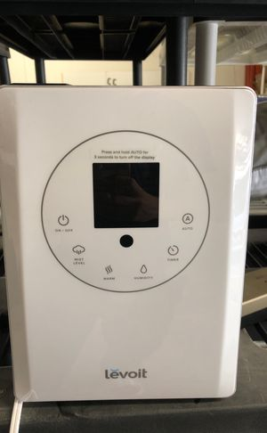 Levoit humidifier for Sale in Ontario, CA