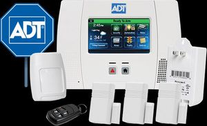 Free ring doorbell with ADT Alarm contract in Alexa digital keypad South Florida for Sale in Pompano Beach, FL