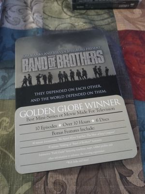 Band of brothers collector set for Sale in Huntington Beach, CA